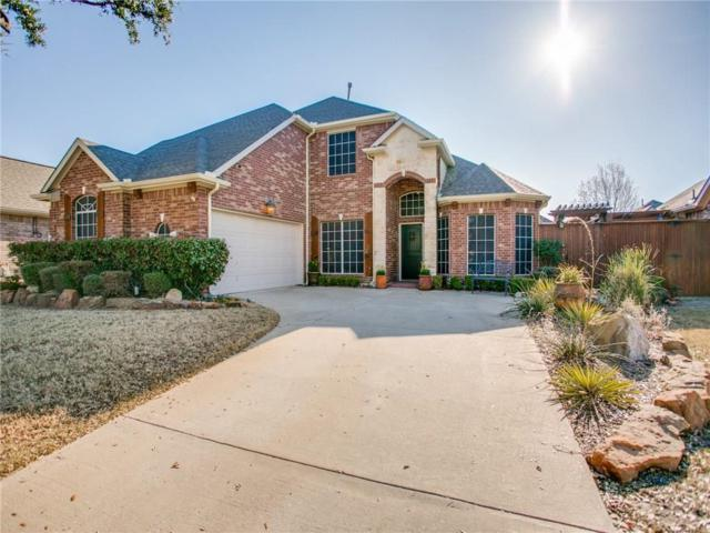 7914 Troon Drive, Rowlett, TX 75089 (MLS #14046079) :: The Good Home Team