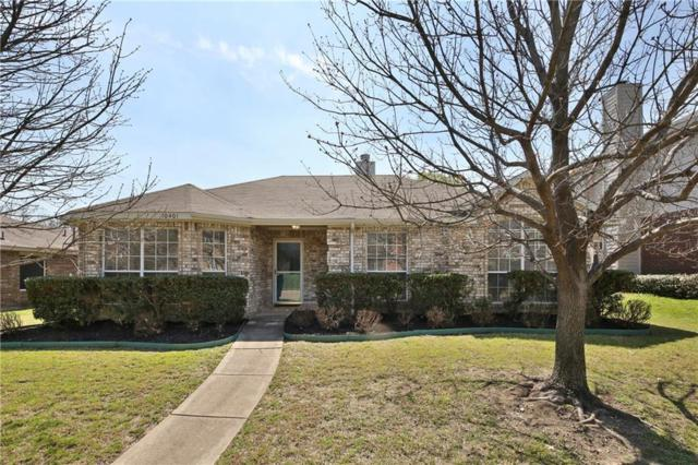 10401 Castle Drive, Frisco, TX 75035 (MLS #14046084) :: The Heyl Group at Keller Williams