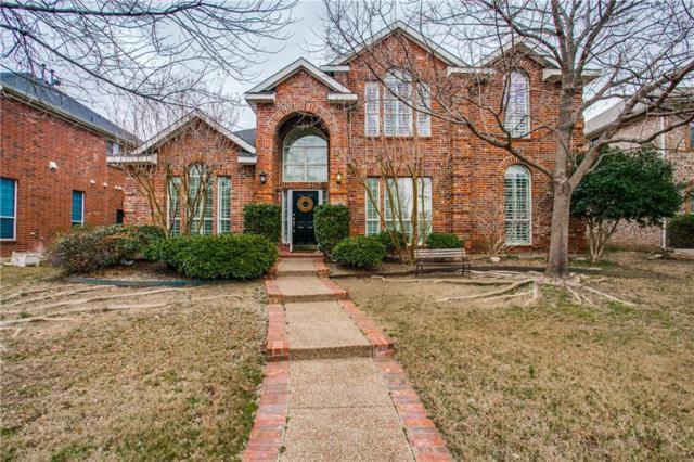 12572 Alfa Romeo Way, Frisco, TX 75033 (MLS #14046109) :: Robbins Real Estate Group