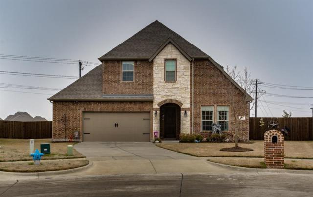10600 Parnell Drive, Mckinney, TX 75072 (MLS #14046113) :: Kimberly Davis & Associates