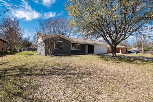 1116 Park Center Street, Benbrook, TX 76126 (MLS #14046119) :: Kimberly Davis & Associates