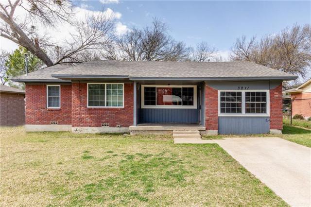 3211 Avon Street, Denton, TX 76209 (MLS #14046153) :: Baldree Home Team