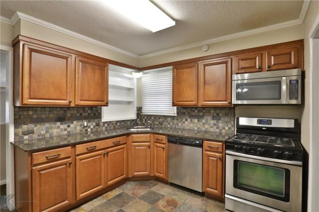 302 Westridge Drive, Abilene, TX 79605 (MLS #14046159) :: RE/MAX Town & Country