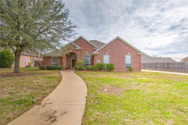 1605 Twin Oaks Drive, Cleburne, TX 76033 (MLS #14046174) :: Potts Realty Group