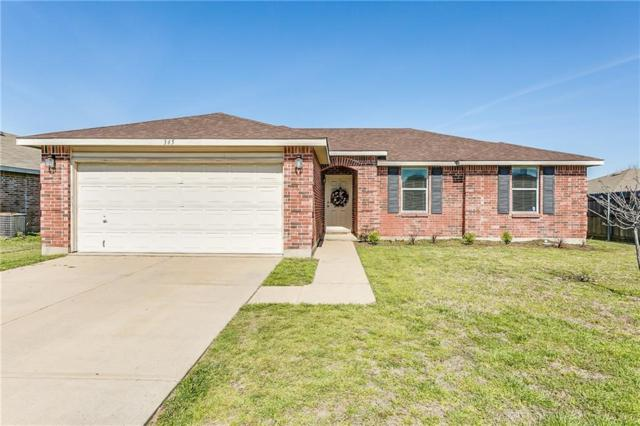 345 Indian Blanket Drive, Burleson, TX 76028 (MLS #14046179) :: The Mitchell Group