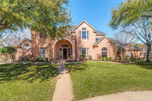 4706 Mill View Court, Colleyville, TX 76034 (MLS #14046188) :: RE/MAX Town & Country