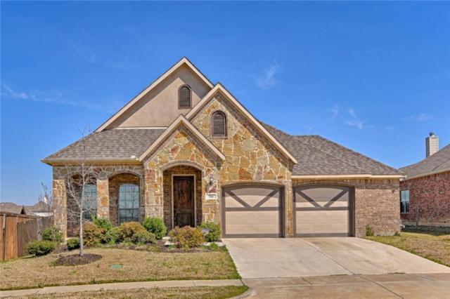 701 Sendero Drive, Arlington, TX 76002 (MLS #14046195) :: RE/MAX Town & Country