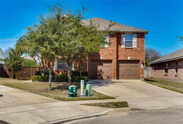 5901 Snow Creek Drive, The Colony, TX 75056 (MLS #14046234) :: Kimberly Davis & Associates