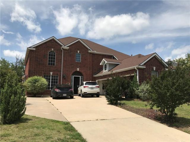 4207 Palmer Drive, Mansfield, TX 76063 (MLS #14046251) :: Kimberly Davis & Associates