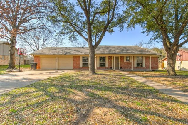 1110 Willowcreek Road, Cleburne, TX 76033 (MLS #14046293) :: Potts Realty Group