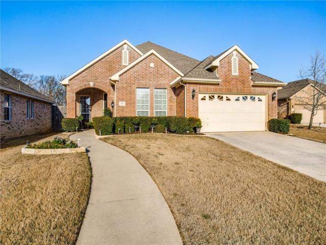 1725 Peregrine Drive, Corinth, TX 76210 (MLS #14046343) :: Baldree Home Team
