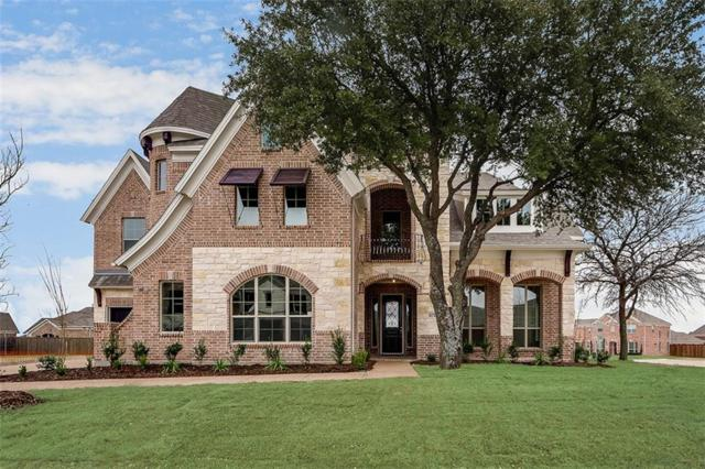 8717 Verona Drive, Mckinney, TX 75071 (MLS #14046362) :: The Daniel Team