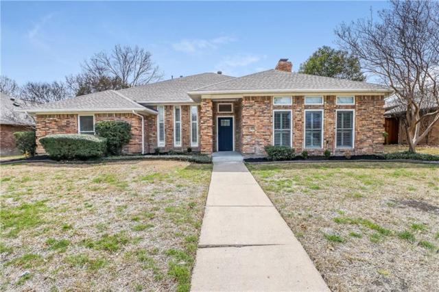 2502 Morning Glory Drive, Richardson, TX 75082 (MLS #14046375) :: Vibrant Real Estate