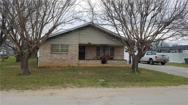 203 Harrison Avenue, Gustine, TX 76455 (MLS #14046388) :: RE/MAX Town & Country