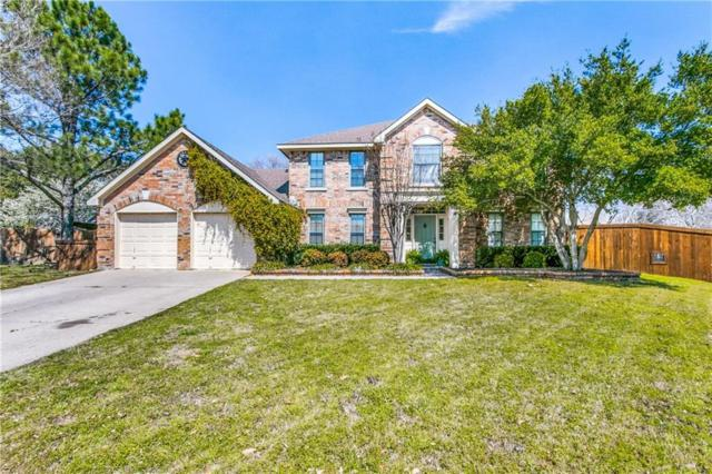 2212 Amhearst Court, Flower Mound, TX 75028 (MLS #14046399) :: Robbins Real Estate Group