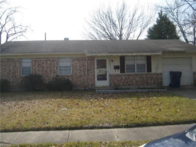 1002 Rosewood Hills Drive, Garland, TX 75040 (MLS #14046421) :: The Good Home Team