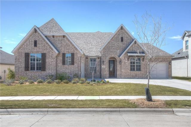 721 Rosewood Place, Aledo, TX 76008 (MLS #14046431) :: Potts Realty Group