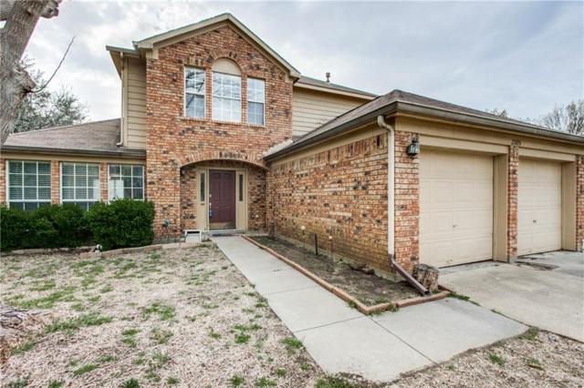 2005 Livingston Lane, Flower Mound, TX 75028 (MLS #14046464) :: Real Estate By Design