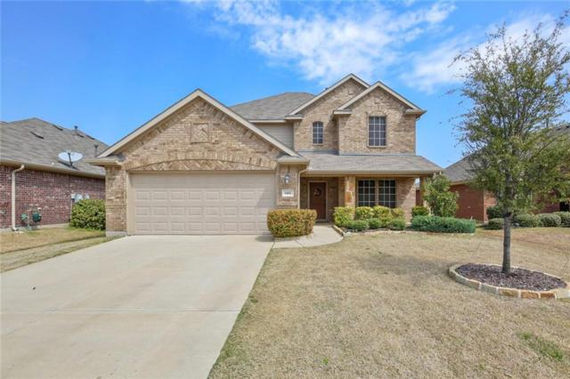 1401 Villa Paloma Boulevard, Little Elm, TX 75068 (MLS #14046473) :: Real Estate By Design