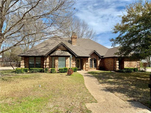 914 Canyon Drive, Cleburne, TX 76033 (MLS #14046497) :: The Chad Smith Team