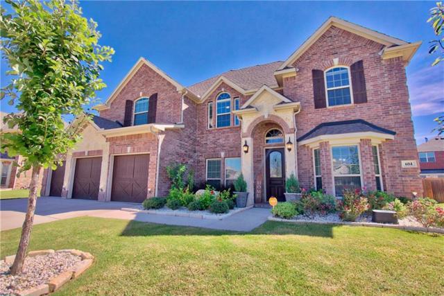 604 Sierra Avenue, Mansfield, TX 76063 (MLS #14046513) :: The Tierny Jordan Network