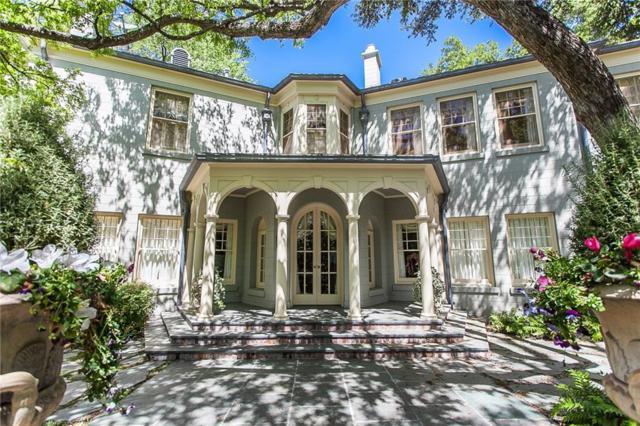 4604 Lakeside Drive, Highland Park, TX 75205 (MLS #14046516) :: Robbins Real Estate Group