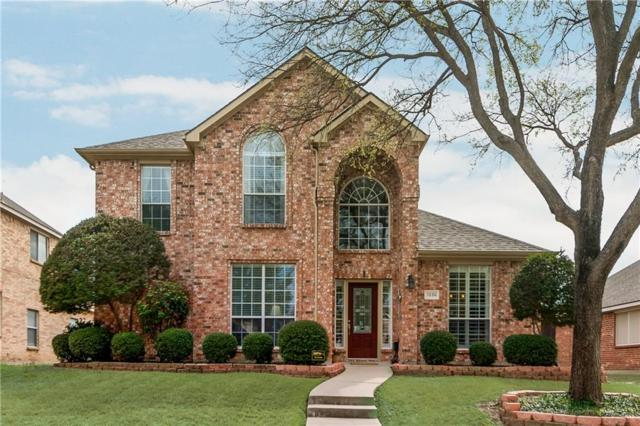 1336 Colby Drive, Lewisville, TX 75067 (MLS #14046529) :: Real Estate By Design