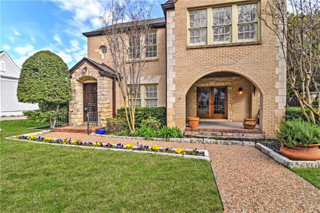 3812 W 4th Street, Fort Worth, TX 76107 (MLS #14046568) :: RE/MAX Town & Country