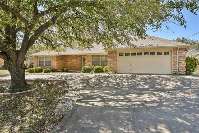 4113 Mojave Drive, Granbury, TX 76049 (MLS #14046579) :: The Heyl Group at Keller Williams