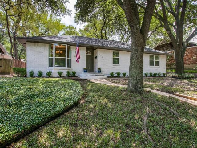 8846 Sweetwater Drive, Dallas, TX 75228 (MLS #14046584) :: The Daniel Team