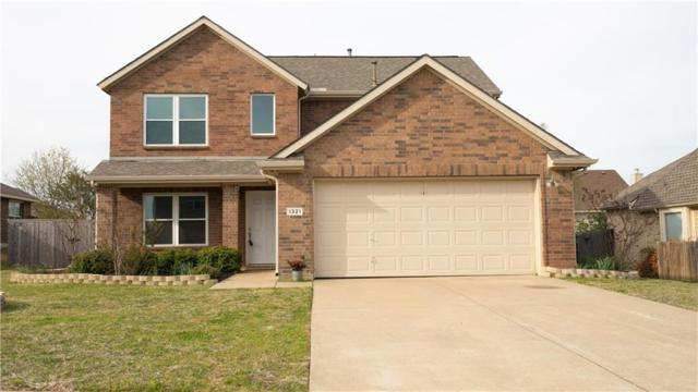 1321 Hill View Trail, Wylie, TX 75098 (MLS #14046589) :: RE/MAX Town & Country