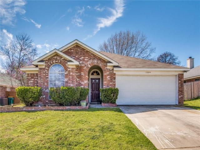 735 Thousand Oaks Drive #1, Lake Dallas, TX 75065 (MLS #14046595) :: Baldree Home Team