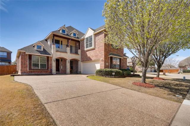 4206 Old Grove Drive, Mansfield, TX 76063 (MLS #14046600) :: The Tierny Jordan Network