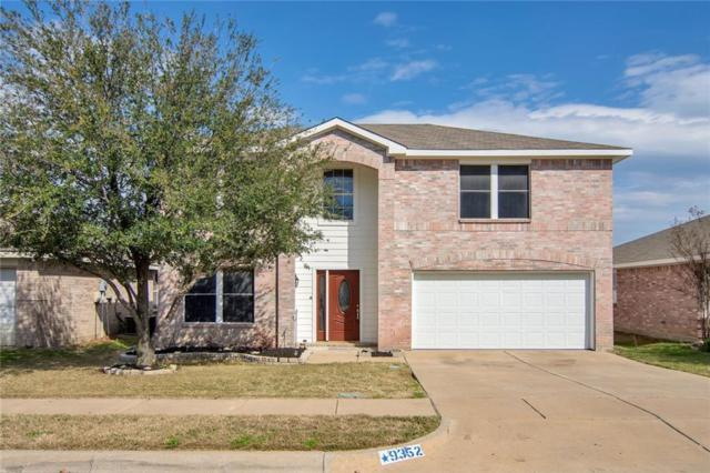 9352 Goldenview Drive, Fort Worth, TX 76244 (MLS #14046633) :: RE/MAX Town & Country