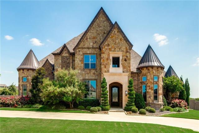 7909 Bella Flora Drive, Fort Worth, TX 76126 (MLS #14046645) :: Frankie Arthur Real Estate
