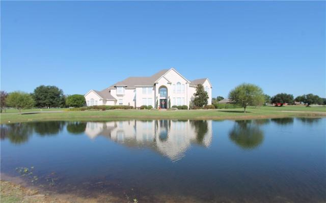 6375 Oak Hollow Drive, Burleson, TX 76028 (MLS #14046666) :: The Mitchell Group