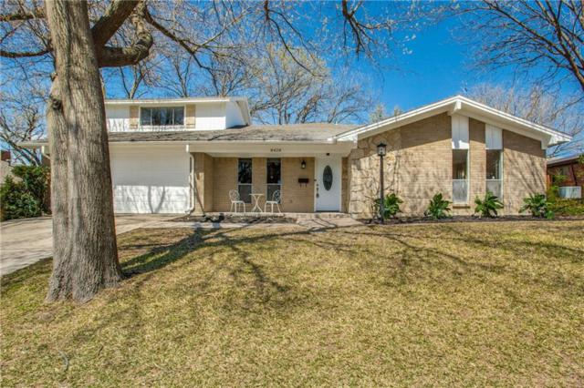 8428 Mojave Trail, Fort Worth, TX 76116 (MLS #14046673) :: RE/MAX Town & Country