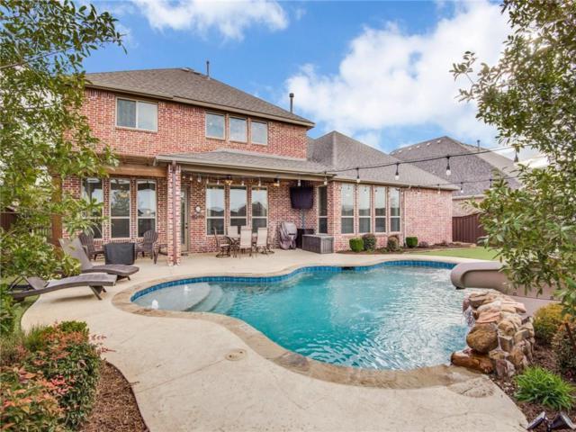 1241 Circle J Trail, Prosper, TX 75078 (MLS #14046676) :: Real Estate By Design