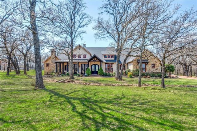 971 Badminton Drive, Bartonville, TX 76226 (MLS #14046677) :: Baldree Home Team