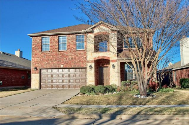 1413 Nighthawk Drive, Little Elm, TX 75068 (MLS #14046680) :: The Good Home Team