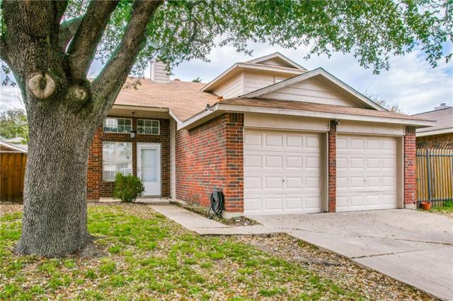 3171 Cross Creek Circle, Grand Prairie, TX 75052 (MLS #14046712) :: Magnolia Realty
