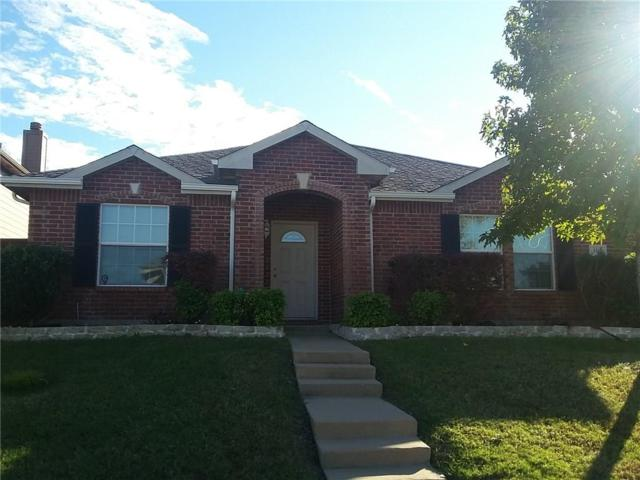 1312 Red River Lane, Allen, TX 75002 (MLS #14046748) :: The Good Home Team