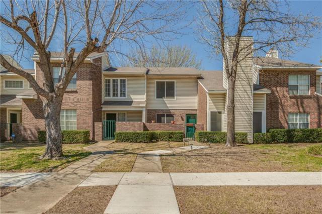 812 Creekside Drive, Lewisville, TX 75067 (MLS #14046797) :: Roberts Real Estate Group