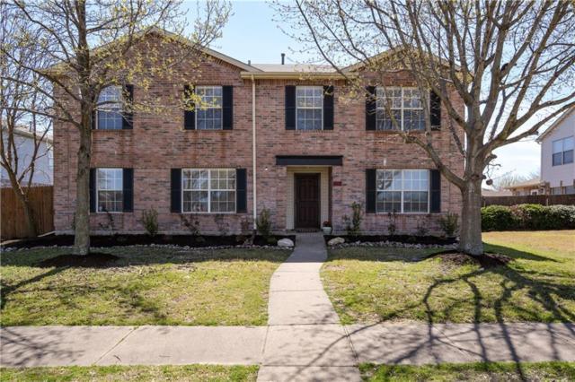 912 Thistle Circle, Allen, TX 75002 (MLS #14046804) :: The Tierny Jordan Network