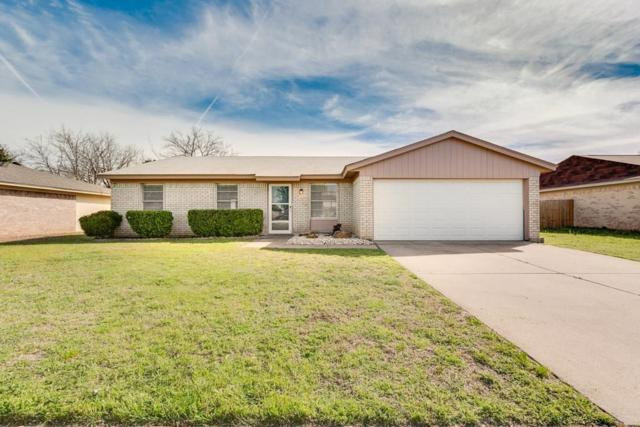 1201 Andrew Street, Crowley, TX 76036 (MLS #14046879) :: Potts Realty Group