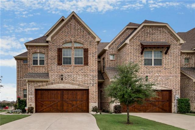 158 Preserve Place, Lewisville, TX 75067 (MLS #14046904) :: Real Estate By Design