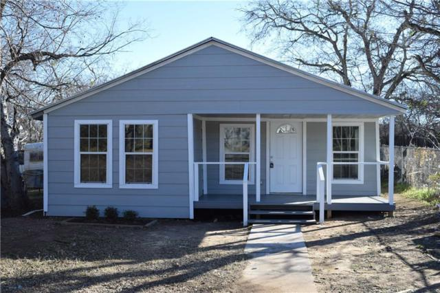 2502 2nd Avenue NW, Mineral Wells, TX 76067 (MLS #14046918) :: RE/MAX Town & Country