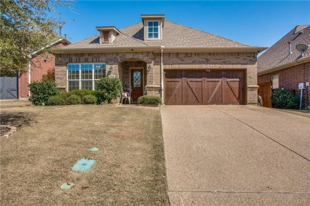 5805 Mira Lago Lane, Arlington, TX 76017 (MLS #14046946) :: The Heyl Group at Keller Williams