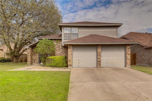 2103 Tanner Court, Arlington, TX 76018 (MLS #14046961) :: RE/MAX Town & Country