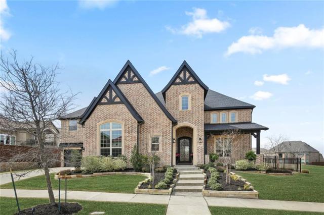 6989 Turner Road, Frisco, TX 75036 (MLS #14046973) :: Real Estate By Design